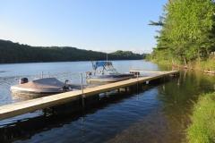 Area 3 dock